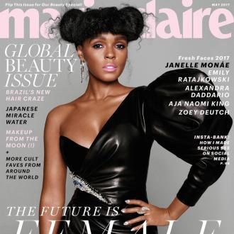 Janelle Monáe believes poverty helped her style