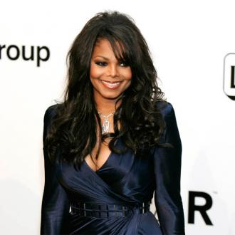 Janet Jackson Enjoys Surprise Birthday