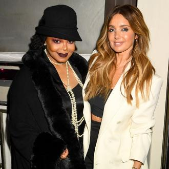 Louise Redknapp performs for Janet Jackson at The Gatsby Gala