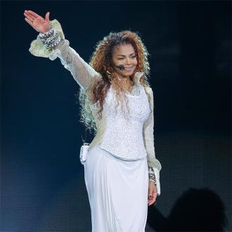 Janet Jackson makes emotional live return