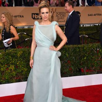 January Jones dating Nick Viall