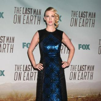 January Jones missed President meeting
