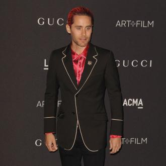 Jared Leto jokes about secret child