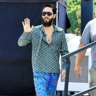 Jared Leto Is A Workaholic