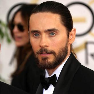 Jared Leto Celebrating Oscar Nod With Pancakes