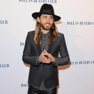 Jared Leto Went Shopping In Drag