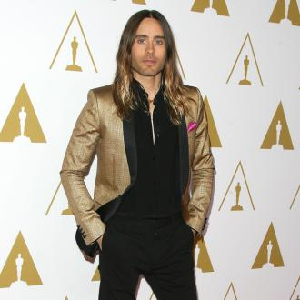 Jared Leto Flirts With Lupita Nyong'o