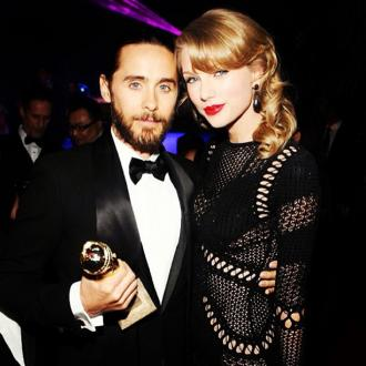 Taylor Swift 'Chatted Up' By Jared Leto