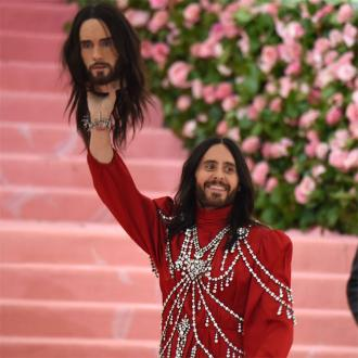 Jared Leto lost his head at Met Gala