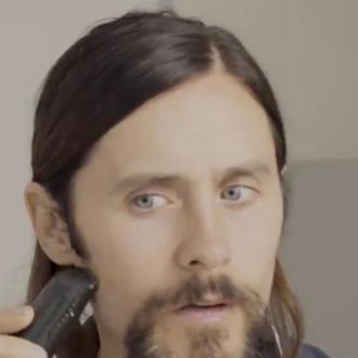 Jared Leto shaves beard for Morbius
