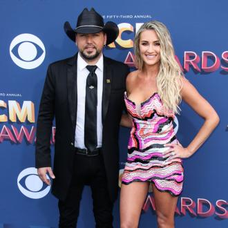 Jason Aldean and Brittany Kerr reveal unborn daughter's name