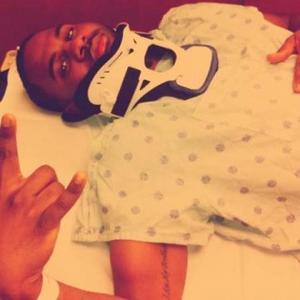 Jason Derulo Fractures Neck