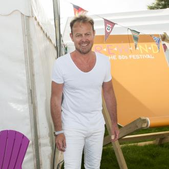 Jason Donovan Saves Neighbours From Fire