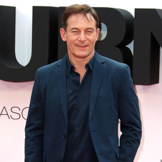 Jason Isaacs' mid-scene sleep