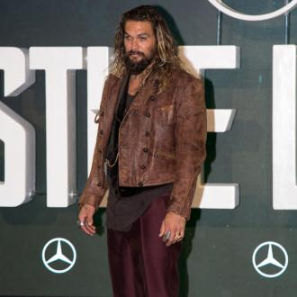Jason Momoa is 'pretty much naked' in Aquaman