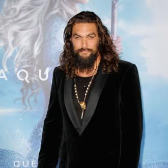 Jason Momoa is enjoying his time at home