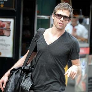 Jason Orange Has Red Hot Birthday
