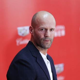 Jason Statham's shark encounter