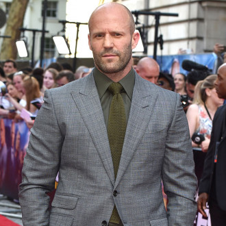 Jason Statham starring in The Bee Keeper