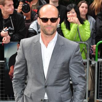 Jason Statham Named UK's Celebrity Manliest Man