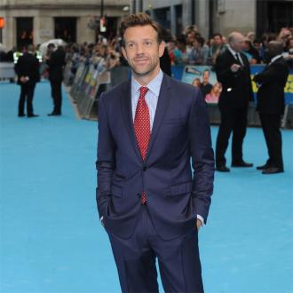 Jason Sudeikis gets coronavirus test at Emmys