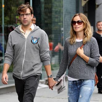 Olivia Wilde Living With Jason Sudeikis