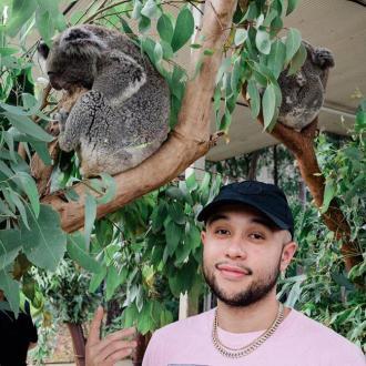 Jax Jones Supports Animal Sanctuary Amid Australia Bushfires