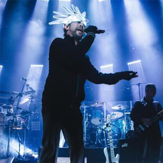 Jamiroquai postpone London shows due to Jay Kay's back pain