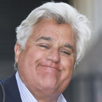 Jay Leno receives comedy honour