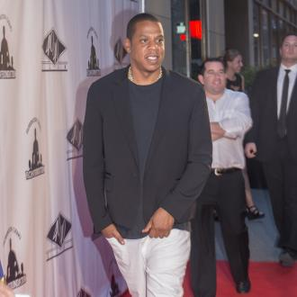 Jay Z's Free Magna Carta Display