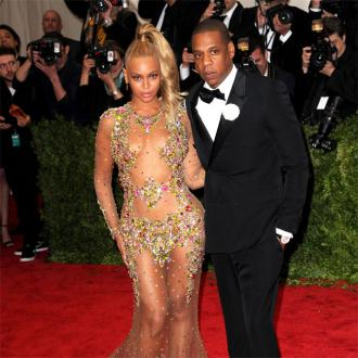 Jay Z and Beyonce renew wedding vows?