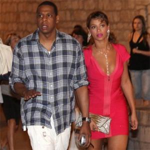 Attentive Husband Jay-z