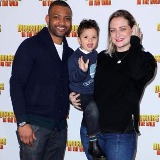 JB Gill's son loves to boast about his new baby sister