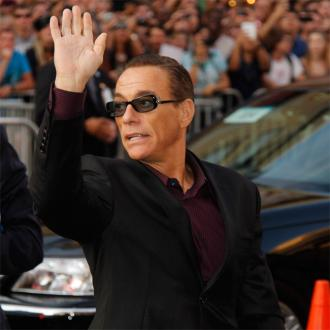 Jean-Claude Van Damme reunites with wife
