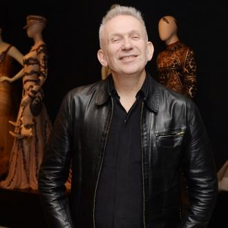 Jean Paul Gaultier's Dream Outfit Is 'One Crystal On Each Nipple'