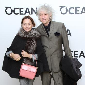 Bob Geldof marries