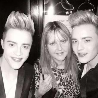 Jedward Say Their Late Mother Fought Until The Moment She Died