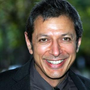 Jeff Goldblum Dating Model