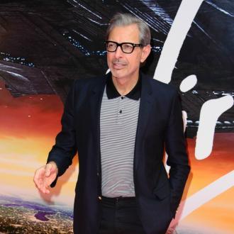 Jeff Goldblum starstruck by Cate Blanchett