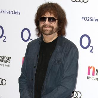 Jeff Lynne had Glastonbury chopper