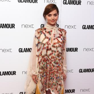 Jenna Coleman stole 'a piece of the Tardis' from Doctor Who set