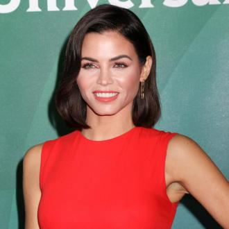 Jenna Dewan very happy with her new man