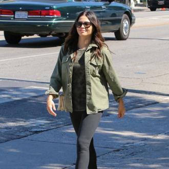 Pregnant Jenna Dewan's junk food cravings