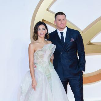 Channing Tatum's beach birthday surprise for wife Jenna