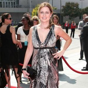 Jenna Fischer Marries