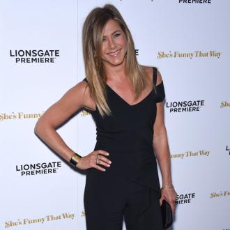 Jennifer Aniston's 'frizzy hair'