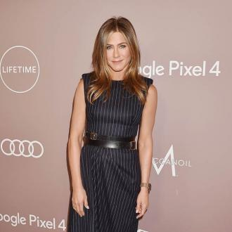 Jennifer Aniston 'working on something' with Friends co-stars