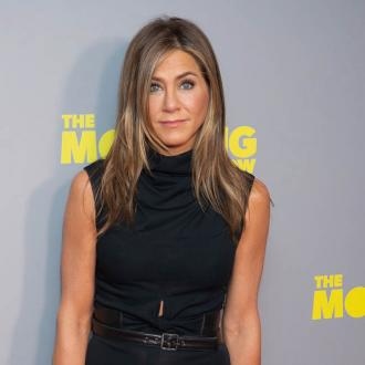 Jennifer Aniston's getting creative in lockdown