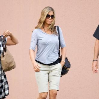 Jennifer Aniston Loves Relaxing Weekends