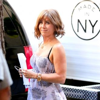 Jennifer Aniston Hoards Her High School Clothes